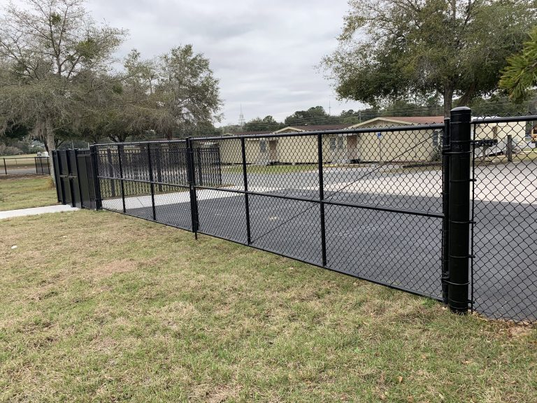 Chain Link Fencing Residential Amp Commercial Fencing
